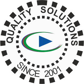 The logo of DV Play playout tv software
